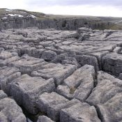 Limestone Pavement at Malham
