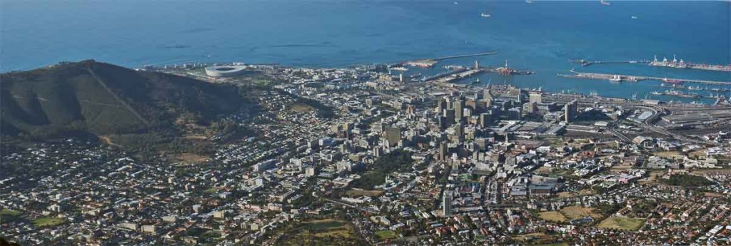 Cape Town by Day