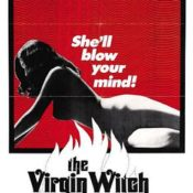 Virgin Witch Poster
