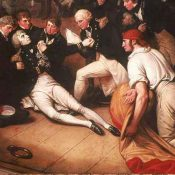 Death of Nelson