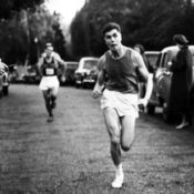 The Ghost Runner in 1957