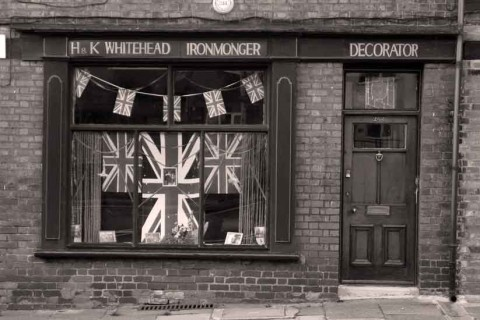 Jubilee Window in Compstall