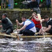 Etherow Raft Race