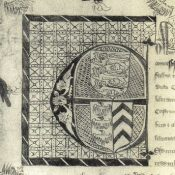 The Charter granting Gaveston the earldom of Cornwall