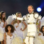 Eric Idle at the Closing Ceremony