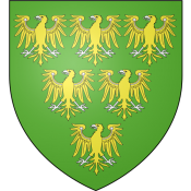 Gaveston's Coat of Arms