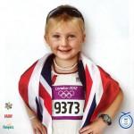 P&G Ad showing Paula Radcliffe