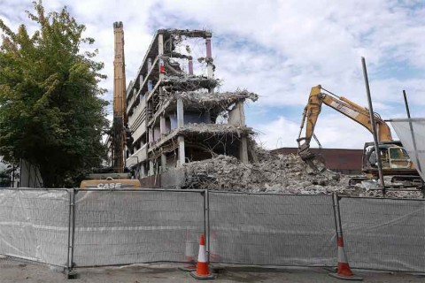 BBC Demolition