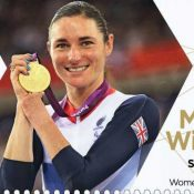 Sarah Storey Commemorative Stamp