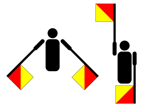 Semaphore N and D