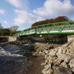 Chadkirk Footbridge