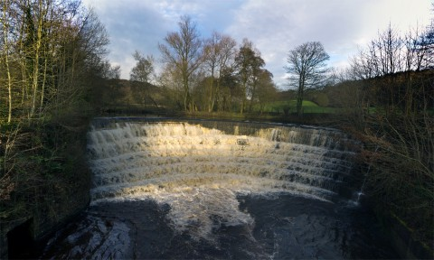 Etherow Weir