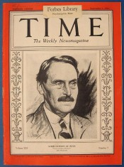 Bertrand Edward Dawson in Time Magazine