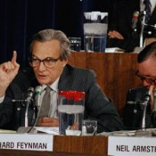 Feynman at the Challenger Commission