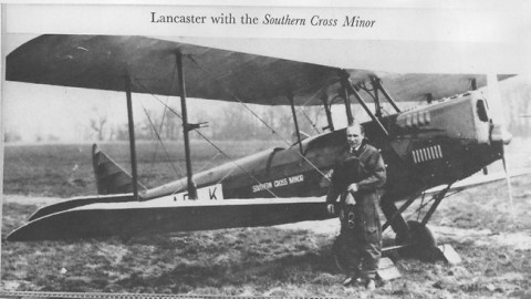Lancaster and the Southern Cross Minor