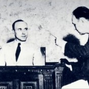 Lancaster on trial for murder