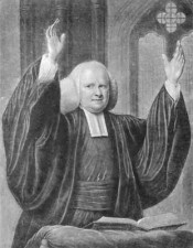 Newton in the pulpit
