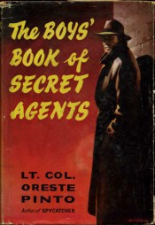 Boys Book of Spies