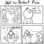 Not-So-Perfect Pun