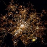 Manchester from Space