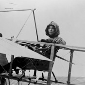 Quimby in the Bleriot