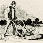 Early Lawnmower