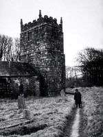 Densham's lonely walk to church