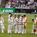 Aussies await another DRS decision