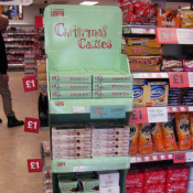 Co-op Christmas Cake
