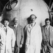Piccard and his team
