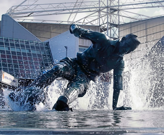 Image result for sir tom finney statue