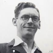 Laurence Fish in the early 1940s