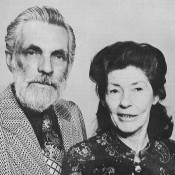 Johnson and his wife, Marjory