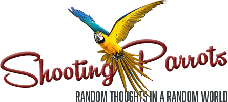 Shooting Parrots header image