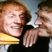 Rod Hull and Parkie