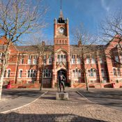 Dukinfield Town Hall