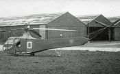 Sikorsky R-4B Hoverfly as flown by Brown