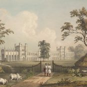 Bishop's College, Calcutta, in 1820