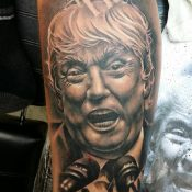Trump Tattoo