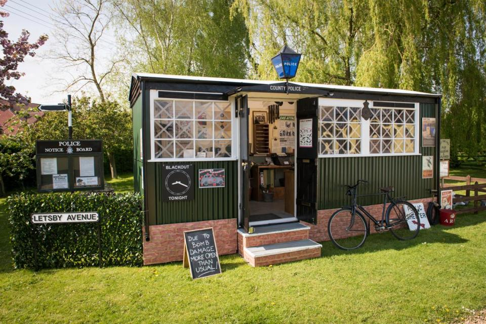 Sunday round up for Round garden buildings