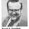 F is for Vernon V Froehlich